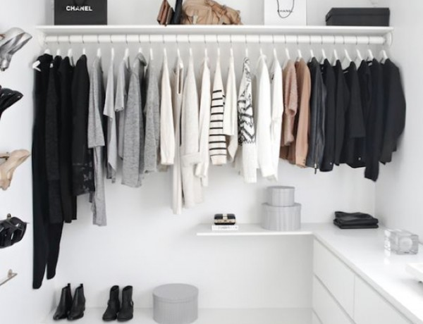 Spring cleaning your wardrobe