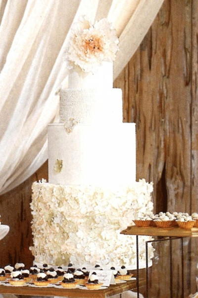 Blake Lively wedding cake