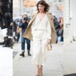 NYFW Fall 2016 Street Style | Welcoming Winter Whites