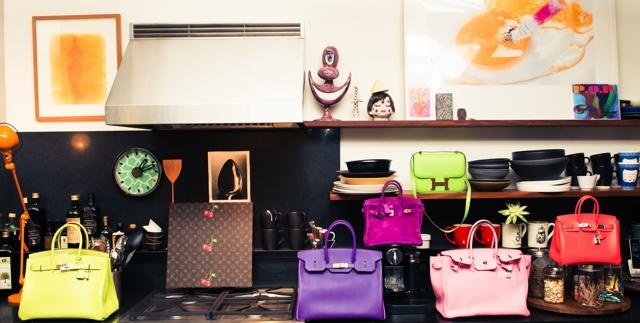 Lori Goldstein closet