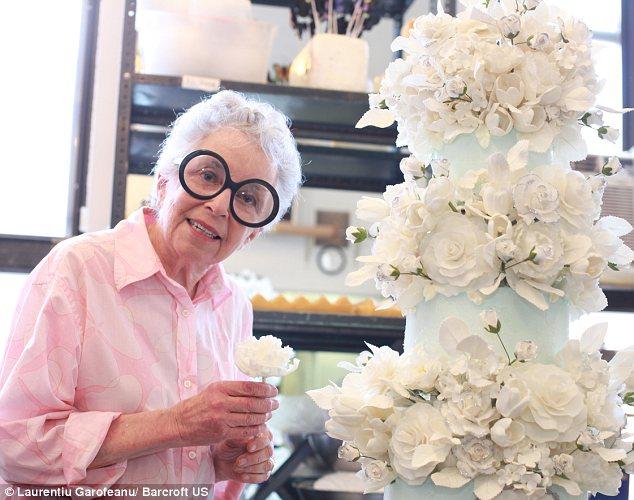 celebrity cake maker