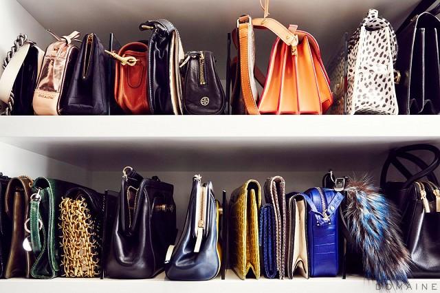 store your handbags