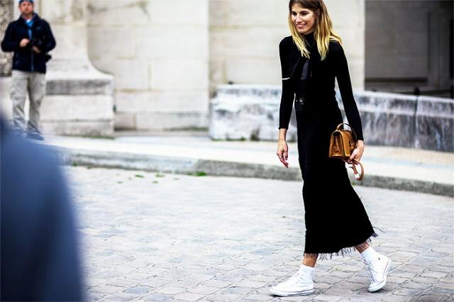 street style Veronika Heilbrunner