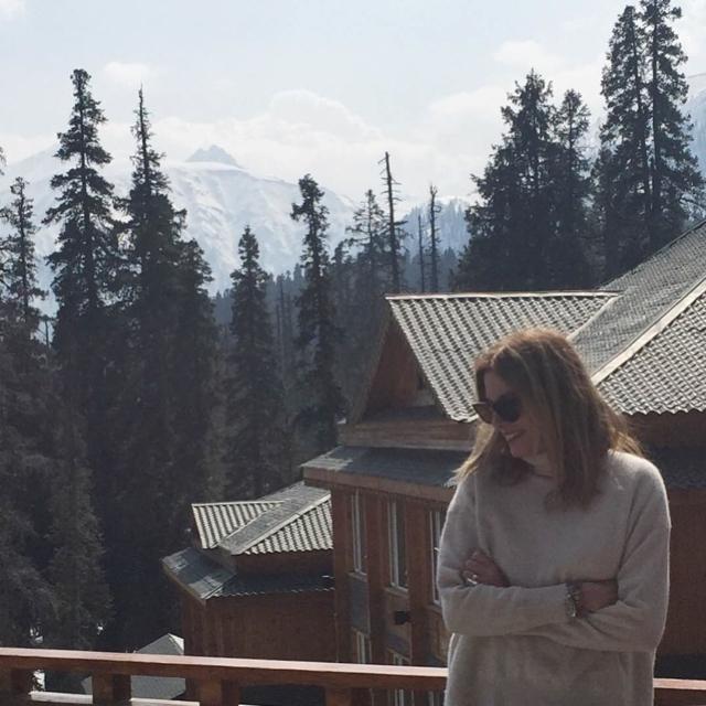 Himalaya Nina Papaioannou India