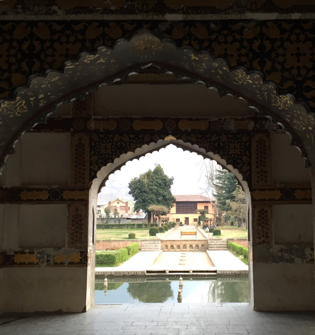Kashmir India Moghul gardens