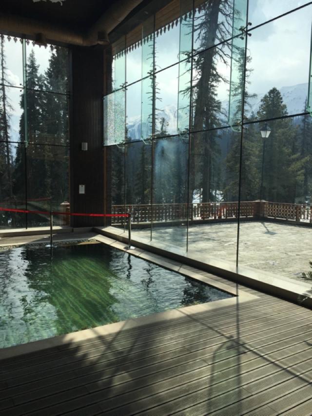 Loccitane spa Himalaya Khyber Hotel