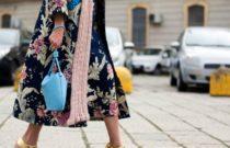 The Prettiest Long Floral Dresses