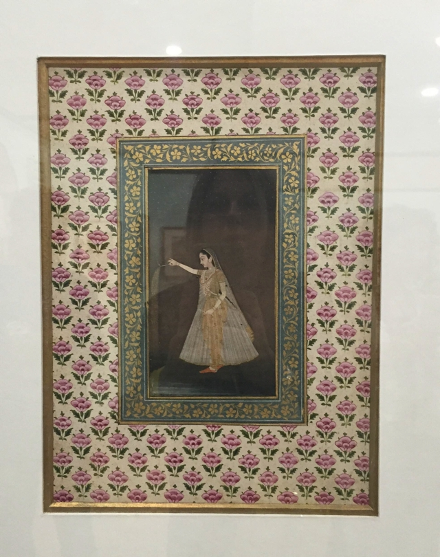 Miniature painting National Museum New Delhi