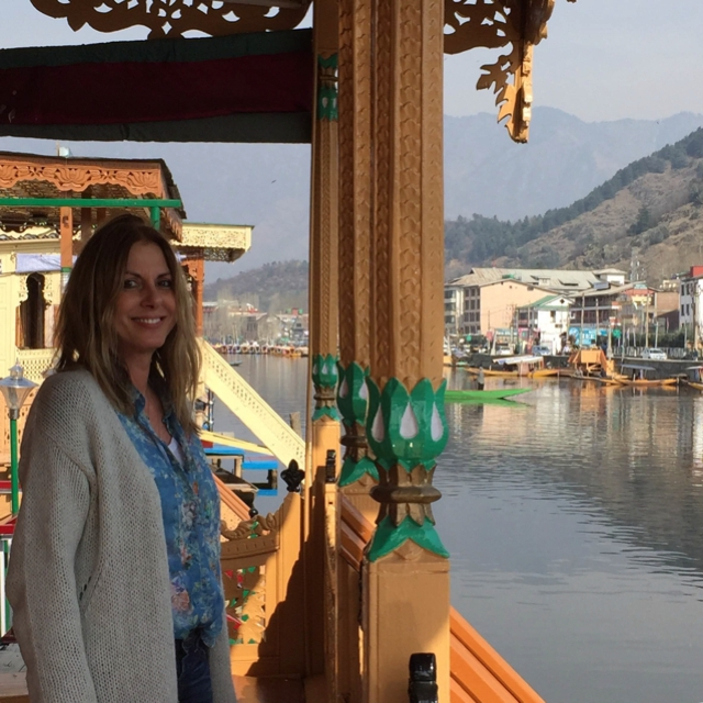 Nina Papaioannou Kashmir