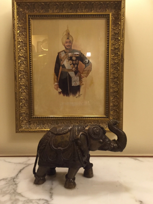 The Imperial Hotel New Delhi elepant