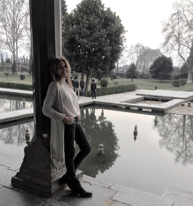 TrendSurvivor Nina Papaioannou Kashmir Moghul gardens 3