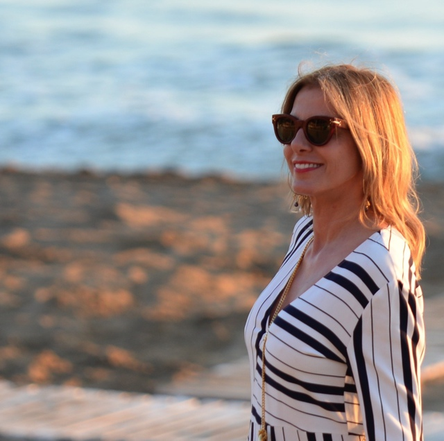 Celine Teddy sunglasses blogger street style
