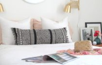 Home Decoration Ideas | The coolest Boho Chic Pillows with Fringes