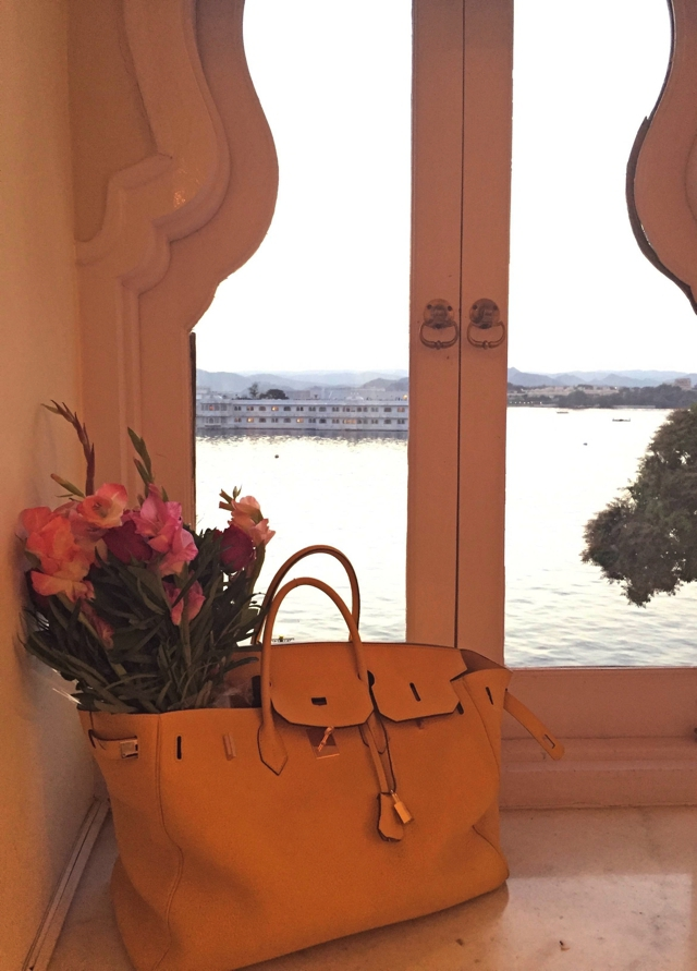 Hermes yellow Udaipur