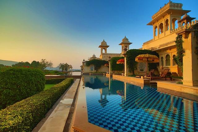 Oberoi Hotel Udaivilas, Udaipur