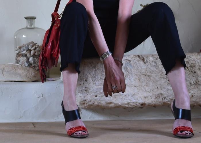 Twenty-4 Diamond Ladies Watch, Acne Studios shoes