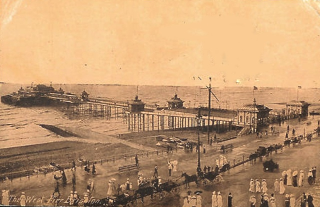 West_Pier_popular old photo