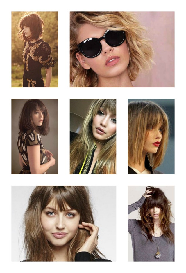 best hair Bangs 2016
