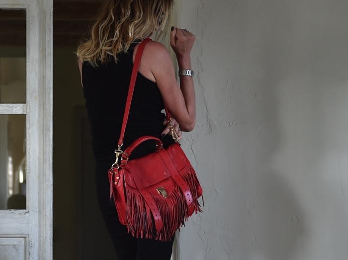 fringe bags Proenza Schouler PS1