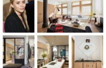 Celebrity homes interior design ideas Olsen VS Paltrow