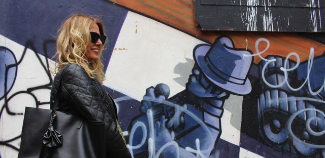 Brighton TrendSurvivor Street Style Graffiti10
