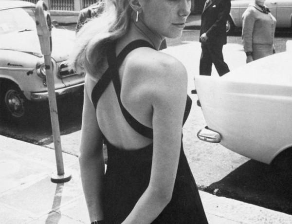 Catherine Deneuve, Street Style, June 1964