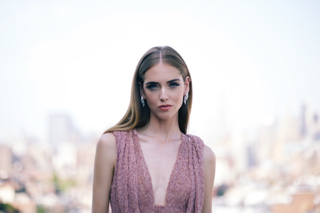 Chiara Ferragni earrings