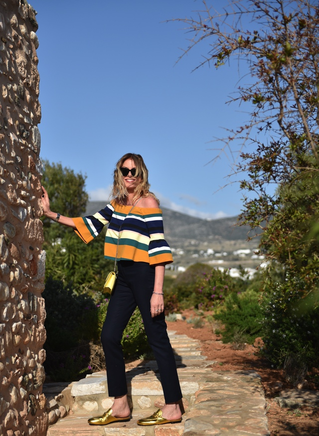 Nina Papaioannou Everyday 40 plus style