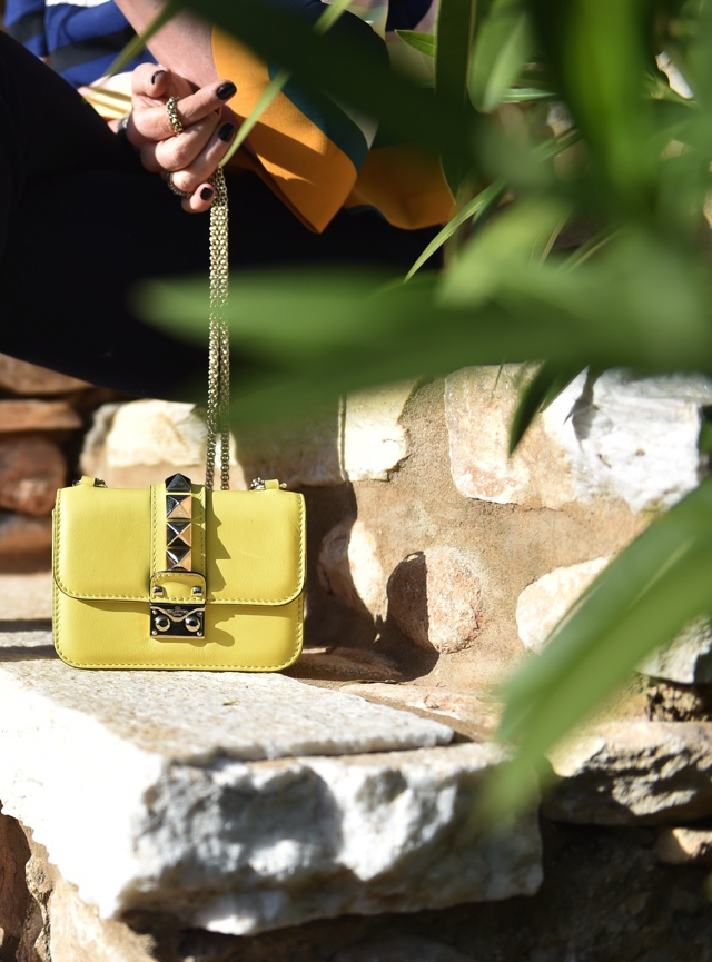 Glam Lock Valentino yelloe style blogger TrendSurvivor