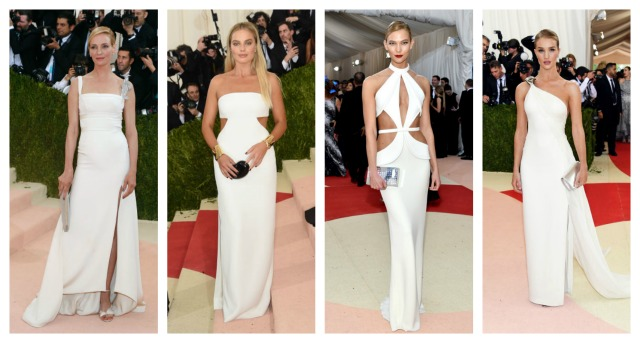 Met Gala 2016 evening dresses