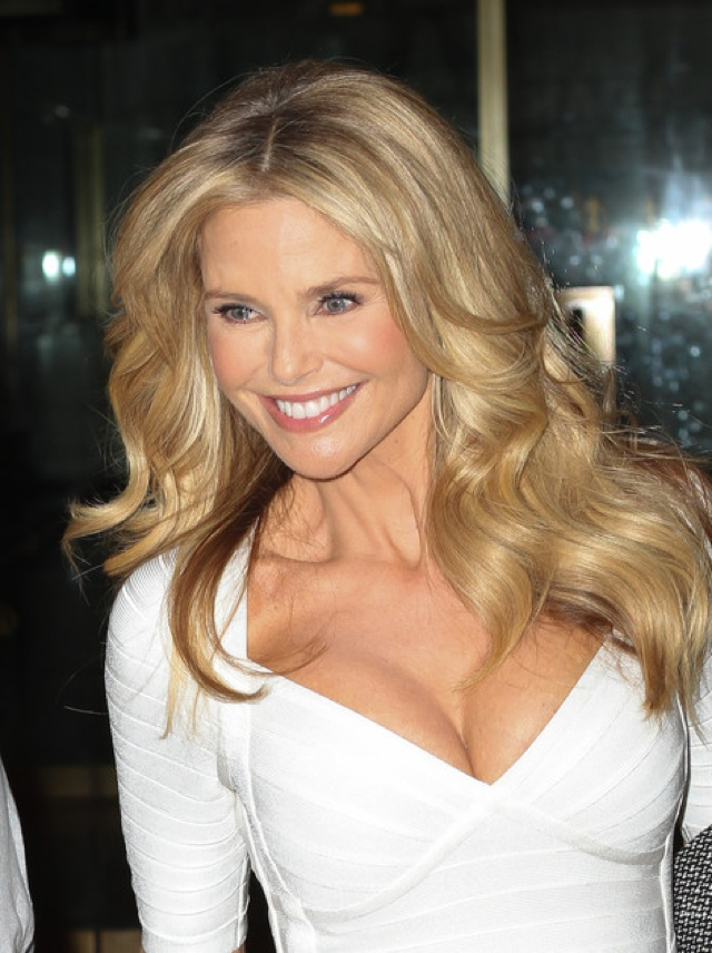 Christie Brinkley now