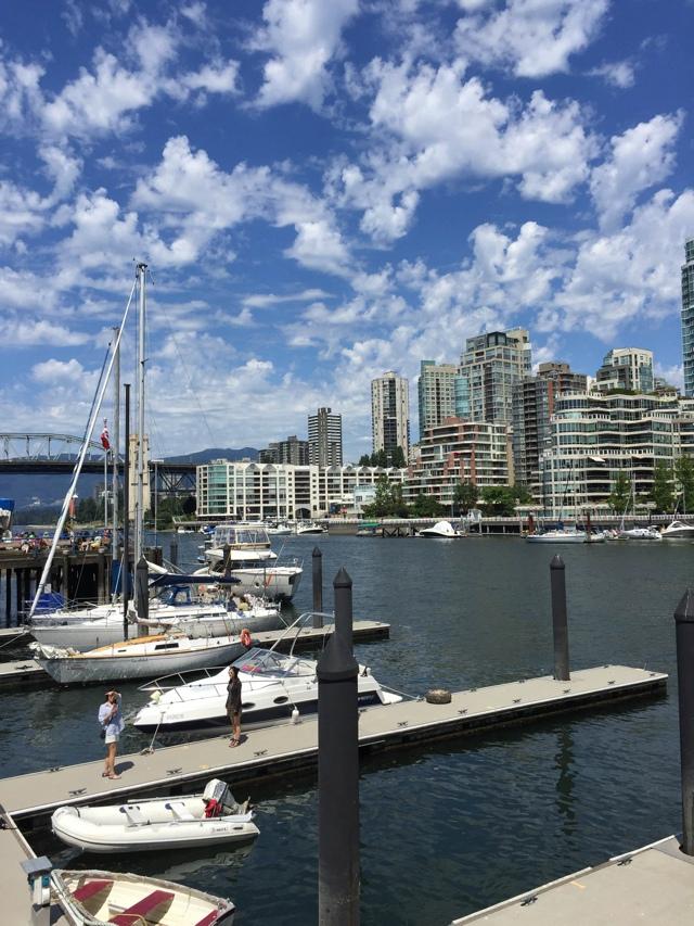 Granville Island Vancouver 1