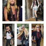 7 stylish ways to tie a scarf like Kate Moss