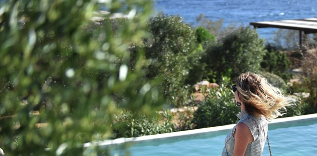 Lace mint green Self-Portrait dress summer blogger style TrendSurvivor