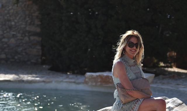 Celine sunglasses flat style blogger