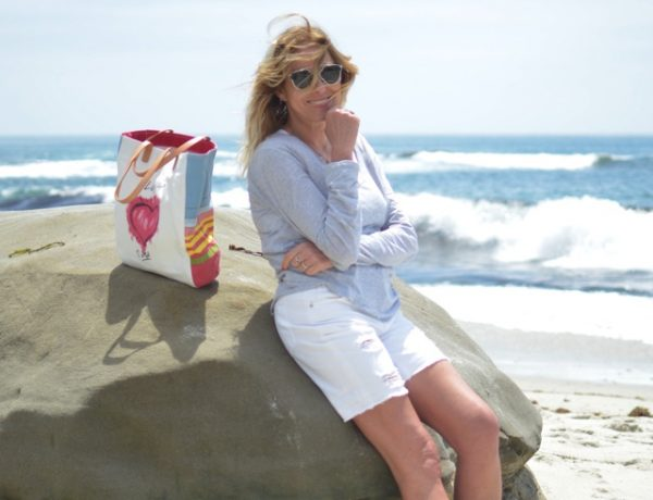 TrendSurvivor  La Jolla packing beach essentials blogger style02