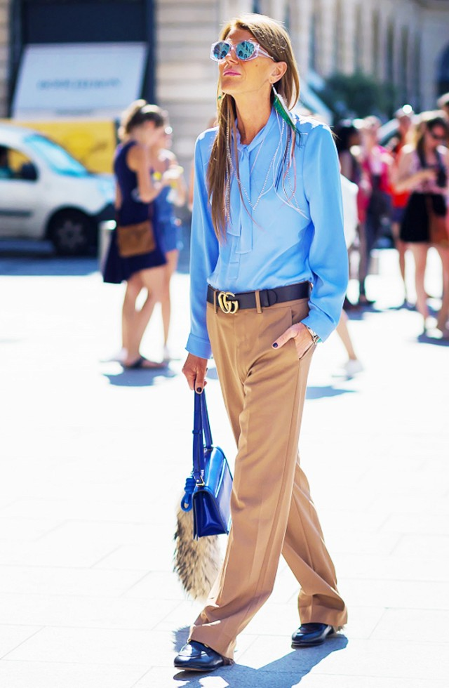 anna dello russo chic and stylish