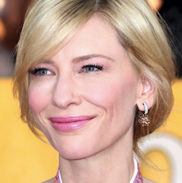 beauty Cate Blanchett Sag awards