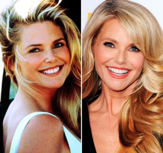 christie-brinkley then and now