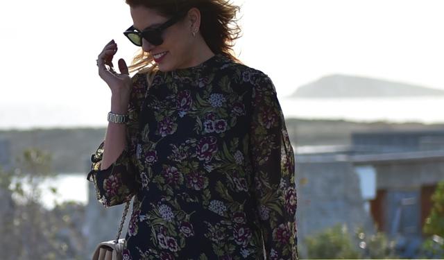Celine sunnies street style
