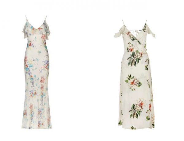 Floral Print dress save or slurge