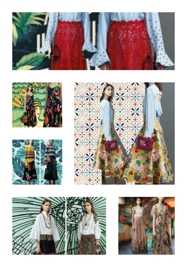 New Ways for Styling Floral Prints