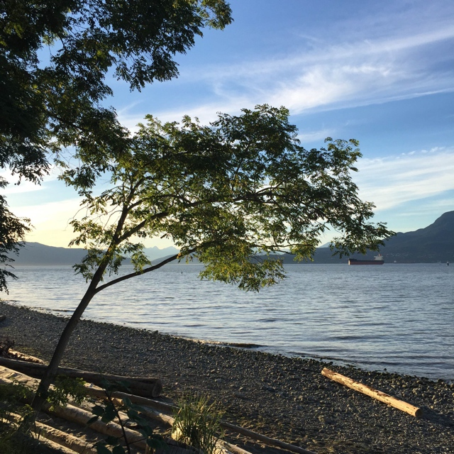 Vancouver sea