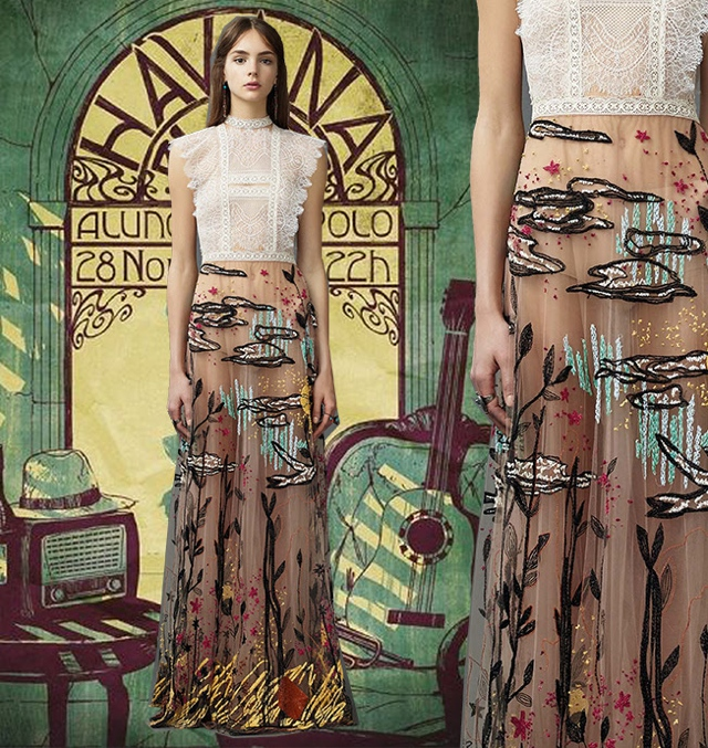 Valentino Resort 2017- the art of styling prints02