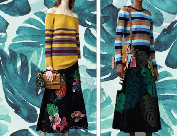 Valentino Resort 2017- the art of styling prints03