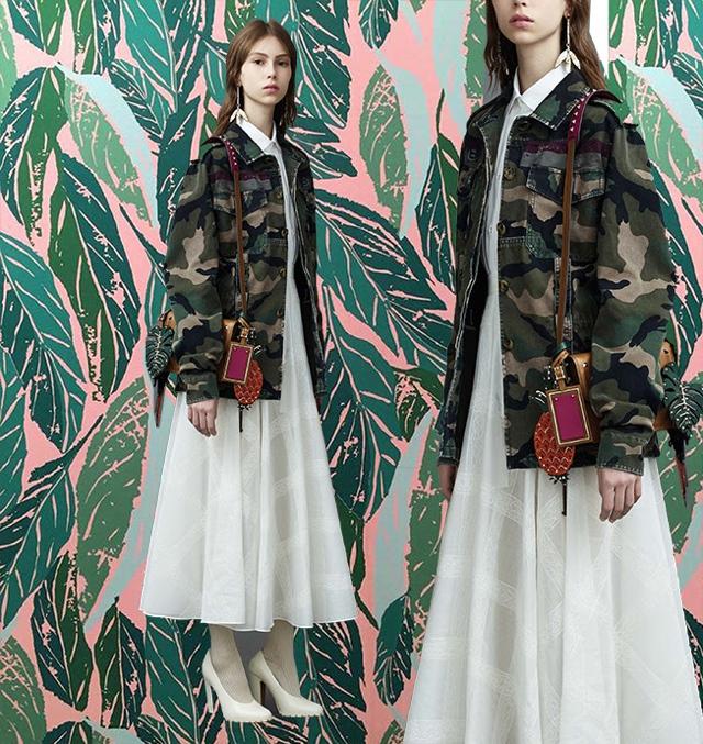 Valentino Resort 2017- the art of styling prints05