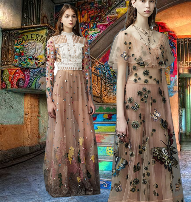 Valentino Resort 2017- the art of styling prints07