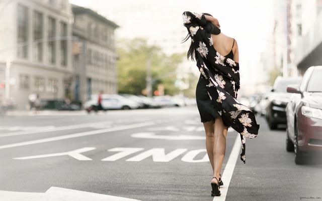 kimono over slip dress
