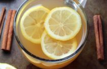 Powerful Lemon Ginger water detox
