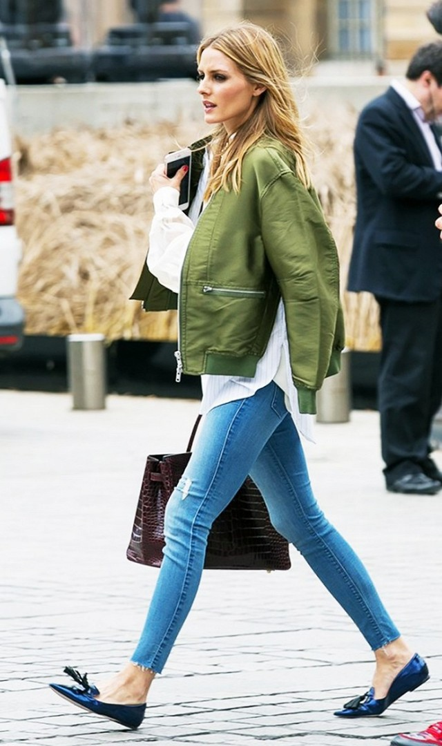 olivia palermo skinny jeans